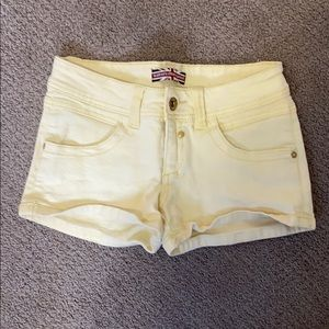 Cannery Jean shorts